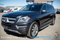 2016_Mercedes-Benz_GL 450_4Matic AWD / Front & Rear Heated Leather Seats / Heated Steering Wheel / Navigation / Panorama Sunroof / Rear Entertainment / Harman Kardon Speakers / Bluetooth / 360 View Camera / Blind Spot Assist / Tow Pkg / 1-Owner_ Anchorage AK