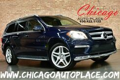 2016_Mercedes-Benz_GL_550 4MATIC - AUBURN BROWN NAPPA LEATHER DESIGNO BLACK DINAMICA HEADLINER DRIVER ASSISTANCE PACKAGE: DISTRONIC PLUS w/PRE-SAFE Brake ACTIVE BLINDSPOT ASSIST ACTIVE LANE KEEPING ASSIST_ Bensenville IL