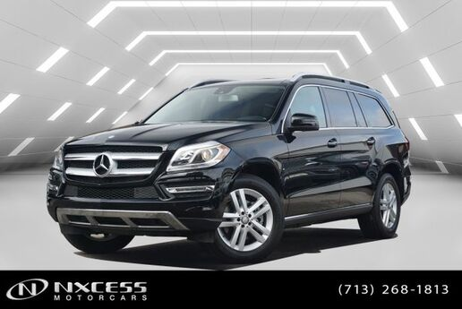 2016 Mercedes-Benz GL GL 450 Houston TX