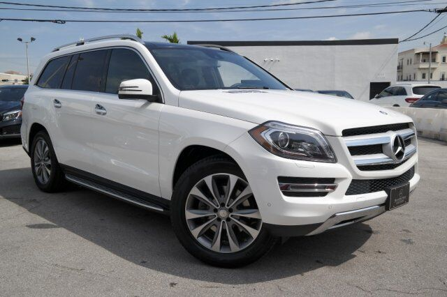 Unique Mercedes Suv Gl 2016