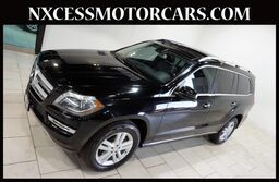 Mercedes-Benz GL GL 450 PREMIUM/SHADE PKG PANO-ROOF 1-OWNER. 2016