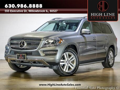 2016_Mercedes-Benz_GL_GL 450_ Willowbrook IL