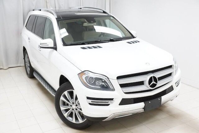 2016 Mercedes-Benz GL-class GL450 4MATIC Drivers Assist Harmon Kardon Running Boards Tow Hitch Navigation Backup Camera 1 Owner Avenel NJ