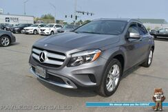 2016_Mercedes-Benz_GLA 250_/ AWD / Power & Heated Leather Seats / Keyless Entry & Start / Navigation / Harman Kardon Speakers / Panoramic Sunroof / Blind Spot Alert / Bluetooth / Back Up Camera / 32 MPG / Only 29k Miles_ Anchorage AK