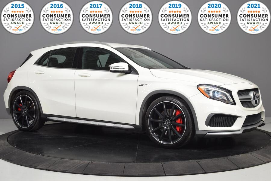 2016_Mercedes-Benz_GLA_AMG GLA 45_ Glendale Heights IL