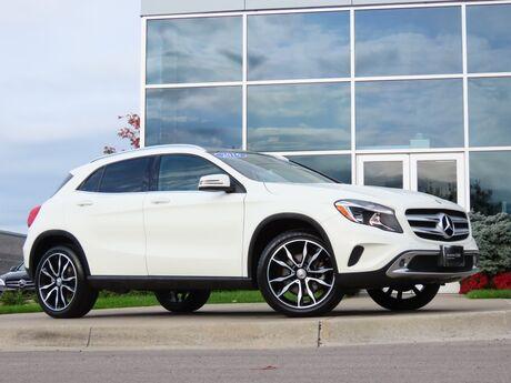 2016 Mercedes-Benz GLA GLA 250 4MATIC® Kansas City KS