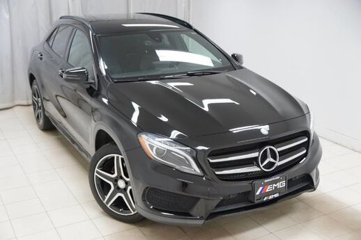 2016 Mercedes-Benz GLA-class GLA250 4MATIC Navigation Blind Spot HID Backup Camera 1 Owner Avenel NJ
