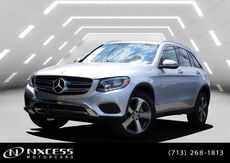 2016_Mercedes-Benz_GLC_300 1 OWNER CLEAN CARFAX ONLY 15K MILES_ Houston TX