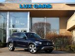 2016 Mercedes-Benz GLC 300 Panoroof Nav P1 4MATIC MSRP $50,255