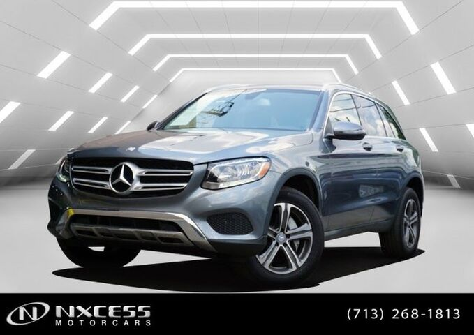 2016 Mercedes-Benz GLC GLC 300 1 OWNER LUXURY SUV CLEAN CARFAX Houston TX