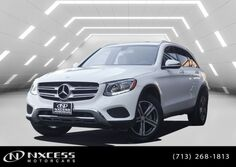 Mercedes-Benz GLC GLC 300 Low Miles Blind Spot Hearted Seat Backup Camera. 2016