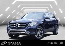 2016_Mercedes-Benz_GLC_GLC 300 NAV PANO ROOF BLIND SPOT 1 OWNER_ Houston TX