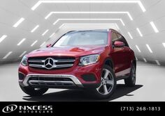 Mercedes-Benz GLC GLC 300PANO M-ROOF BLIND SPOT HTD SEATS 1 OWNER 2016