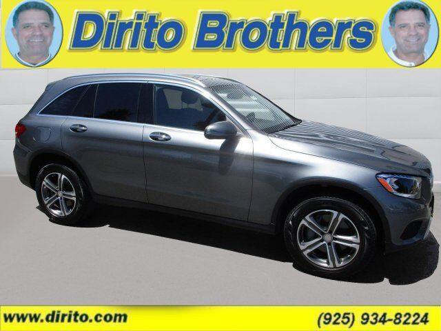 2016 Mercedes Benz GLC RWD 4dr GLC 300 48879A GLC 300 Walnut Creek CA ...