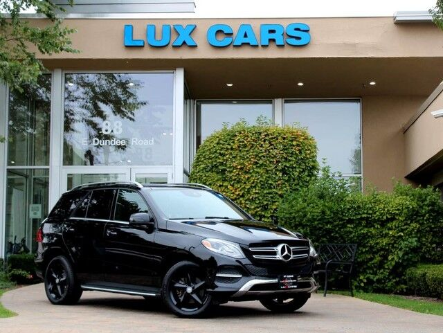 2016_Mercedes-Benz_GLE_300d Diesel Panoroof Nav 4MATIC MSRP $62,810_ Buffalo Grove IL