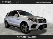 2016_Mercedes-Benz_GLE_350 4MATIC® SUV_ Kansas City KS