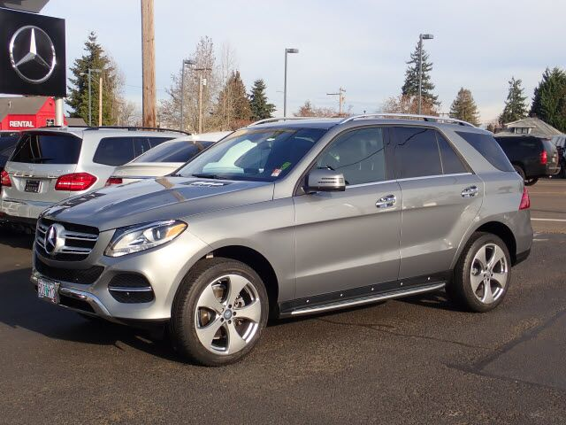 2016 Mercedes Benz Gle 350 4matic Suv M Or