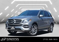 Mercedes-Benz GLE 350 Navigation Panorama Blind Spot Lane Keep Assist. 2016