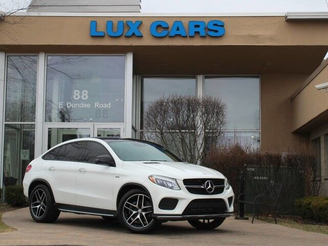 2016_Mercedes-Benz_GLE_450 AMG PANOROOF NAV 4MATIC MSRP $80,015_ Buffalo Grove IL