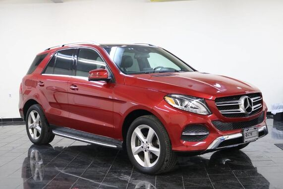 2016_Mercedes-Benz_GLE_4MATIC 4dr GLE 350, Factory Warranty, 1 Owner, Premium Package, Brushed Running Boards, Navigation System, Rear View Camera, Harman / Kardon Logic 7, Panorama Sunroof,_ Leonia NJ