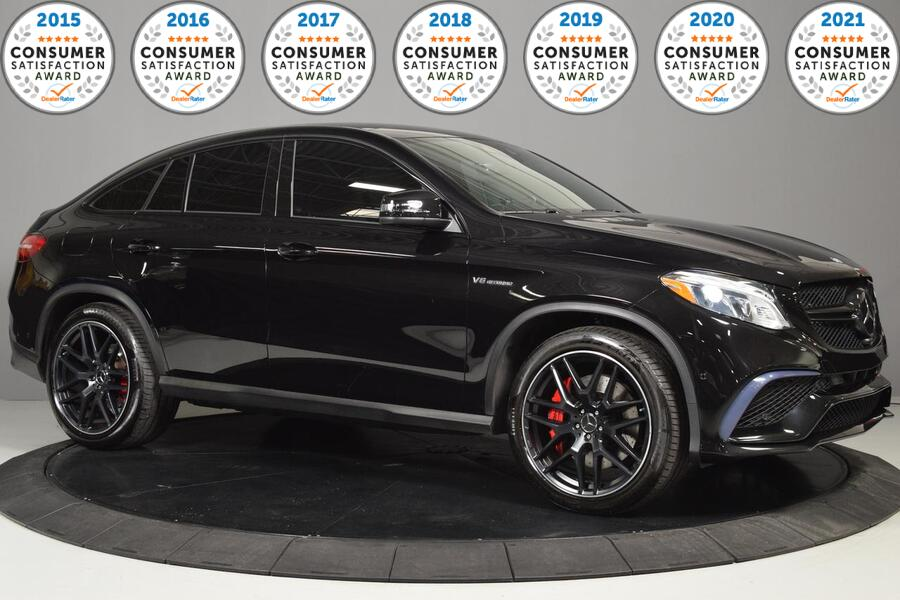 2016 Mercedes-Benz GLE AMG GLE 63 S Glendale Heights IL