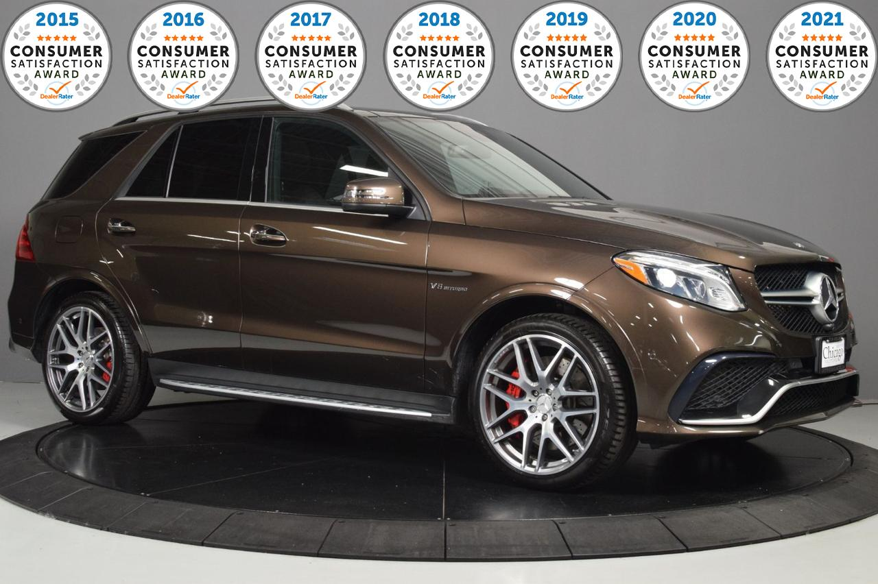 2016 Mercedes-Benz GLE AMG GLE 63 S-Model Glendale Heights IL