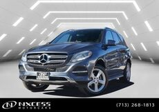 2016_Mercedes-Benz_GLE_GLE 350 Keyless Parktronic Blind Spot Panorama and More.._ Houston TX