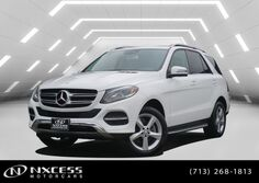 Mercedes-Benz GLE GLE 350 Navigation Roof Blind Spot Lane Keep Assist. 2016