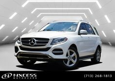 Mercedes-Benz GLE GLE 350 Navigation Roof Blind Spot Rear View Camera. 2016