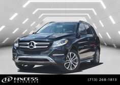 Mercedes-Benz GLE GLE 350 Navigation Roof Extra Clean. 2016