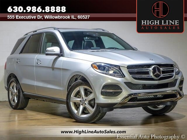 2016 Mercedes-Benz GLE GLE 350 Willowbrook IL