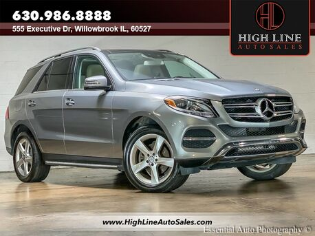 2016_Mercedes-Benz_GLE_GLE 350_ Willowbrook IL
