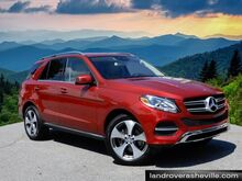 2016_Mercedes-Benz_GLE_GLE 350_ Mills River NC