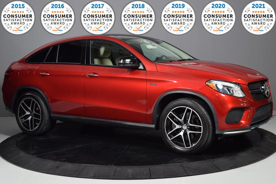 2016_Mercedes-Benz_GLE_GLE 450 AMG_ Glendale Heights IL