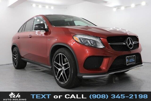 2016 Mercedes Benz Gle 450 Amg Coupe 4matic Hillside Nj