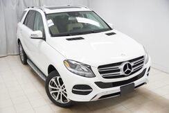 2016_Mercedes-Benz_GLE-class_GLE350 4MATIC Navigation Drivers Assist Running Boards Tow Hitch Sunroof Backup Camera 1 Owner_ Avenel NJ