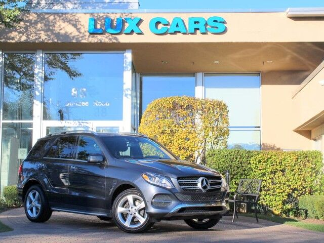 2016_Mercedes-Benz_GLE350_NAV 4MATIC_ Buffalo Grove IL