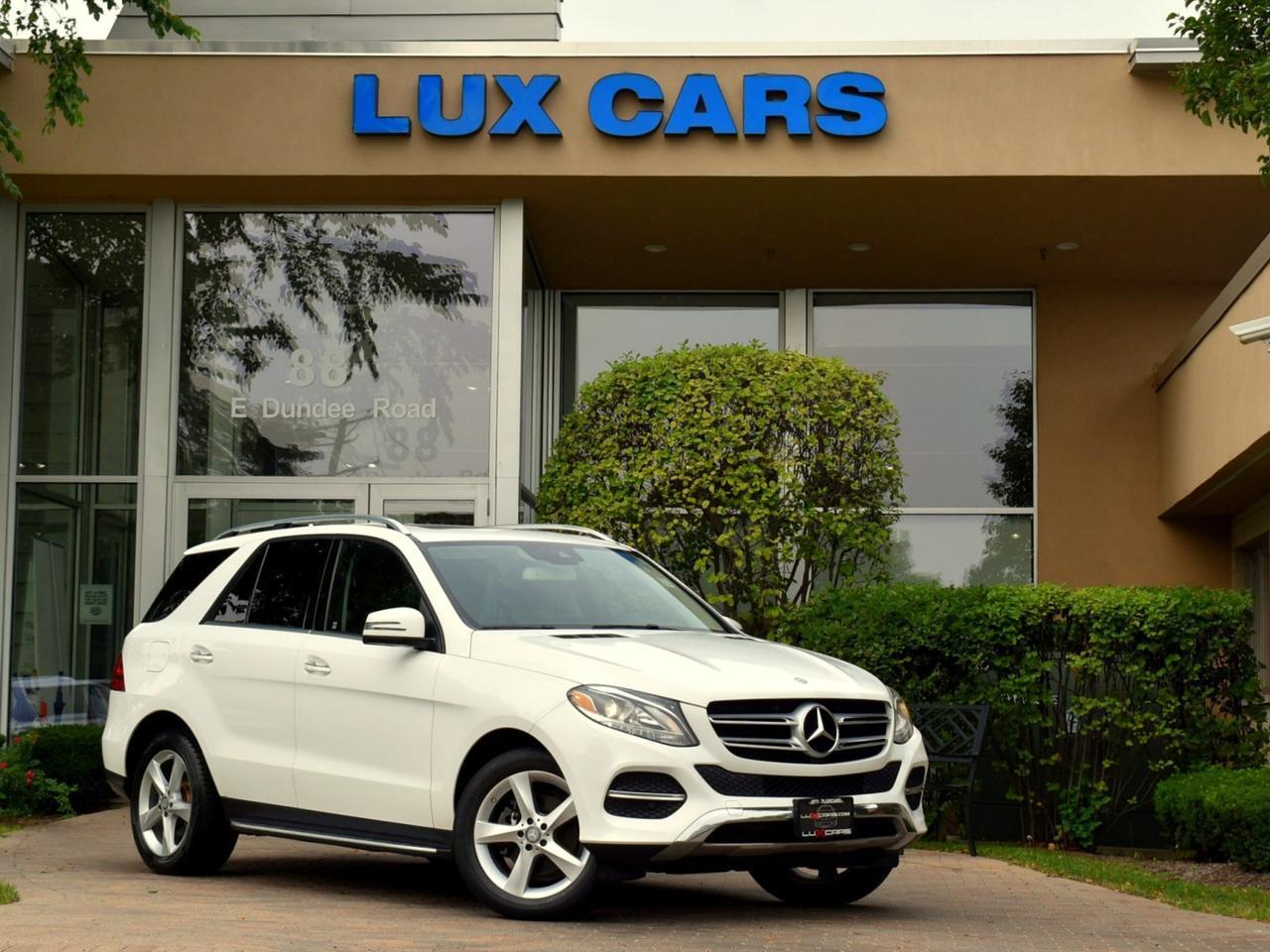 2016 Mercedes-Benz GLE350 Nav P1 4MATIC MSRP $61,030 Buffalo Grove IL