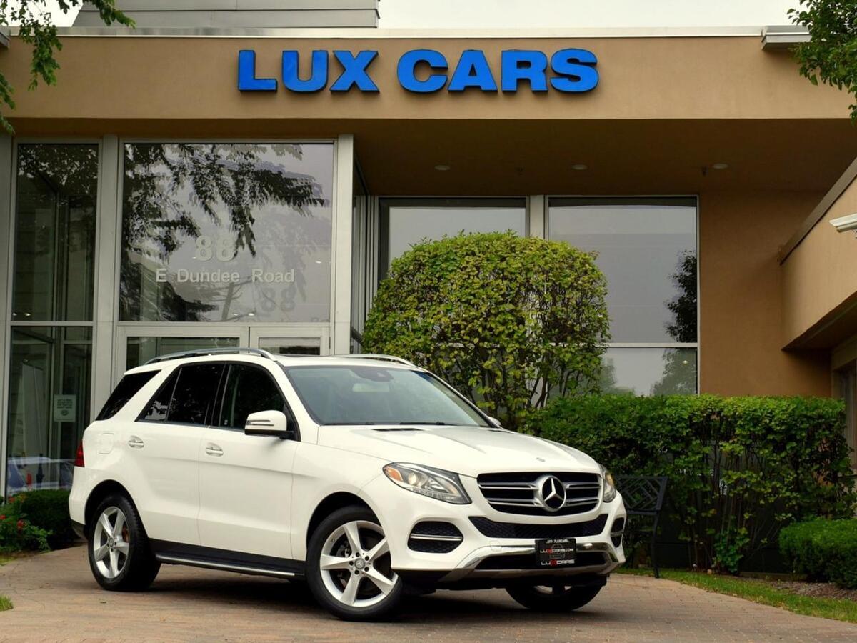 2016_Mercedes-Benz_GLE350_Nav P1 4MATIC MSRP $61,030_ Buffalo Grove IL