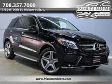 2016_Mercedes-Benz_GLE400_1 Owner Sport Nav Roof Loaded_ Hickory Hills IL
