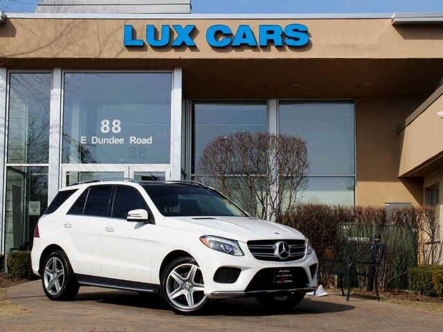 2016_Mercedes-Benz_GLE400_PANOROOF NAV 4MATIC MSRP $70,840_ Buffalo Grove IL