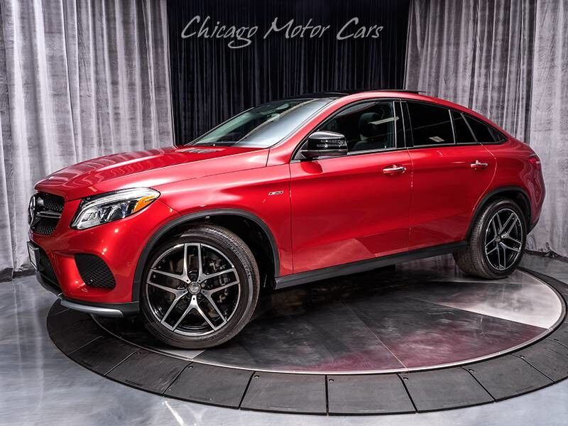 2016_Mercedes-Benz_GLE450 AMG_4Matic Coupe_ Chicago IL