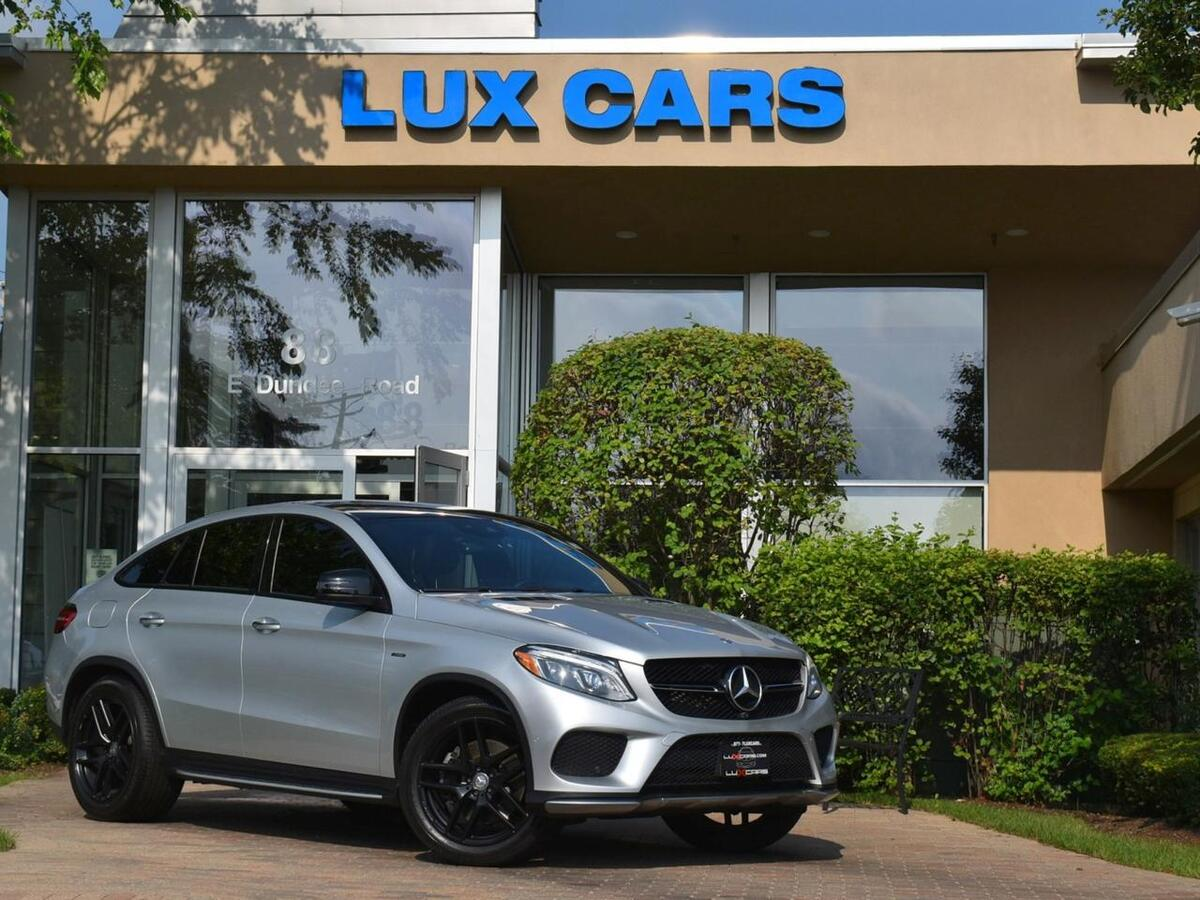 2016_Mercedes-Benz_GLE450_Coupe AMG Panoroof Nav Premium 1 PKG 4MATIC MSRP $75,690_ Buffalo Grove IL