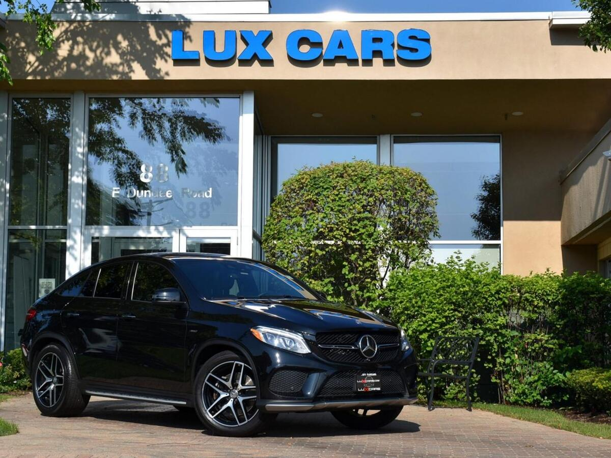 2016_Mercedes-Benz_GLE450_Coupe AMG Panoroof Nav Premium 1 PKG 4MATIC MSRP $79,910_ Buffalo Grove IL