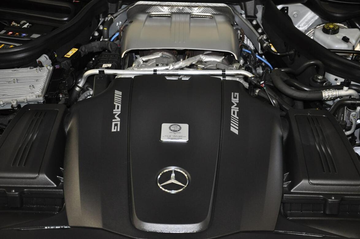2016 Mercedes-Benz GTS AMG  Tomball TX
