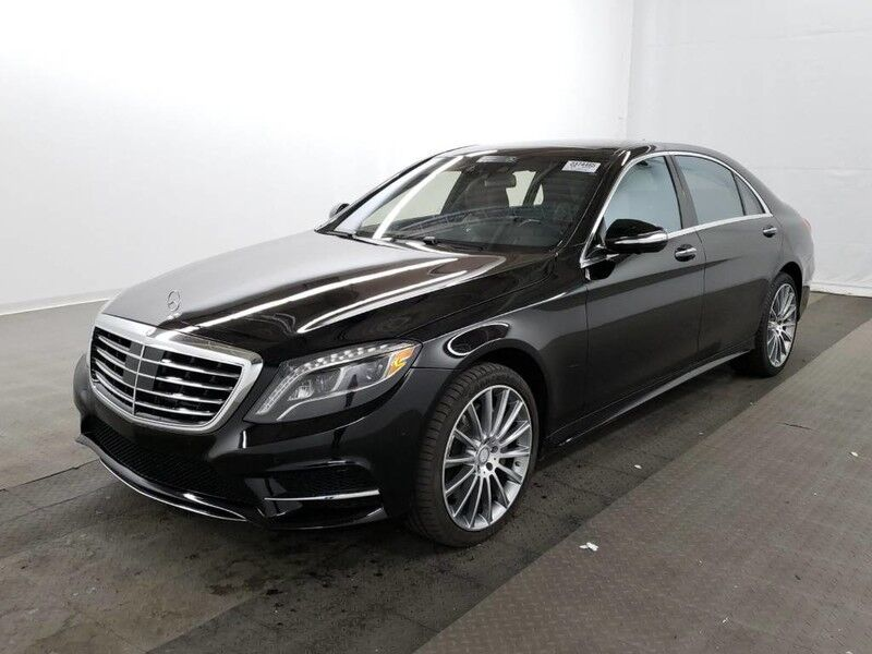 2016 Mercedes Benz S 4dr Sdn 550 Rwd 31260117 For Sale