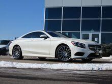 2016_Mercedes-Benz_S_550 4MATIC® Coupe_ Kansas City KS