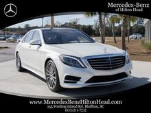 2016_Mercedes-Benz_S_550 Long wheelbase_ Bluffton SC
