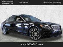 2016_Mercedes-Benz_S_550 Long wheelbase_ Kansas City KS