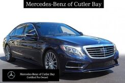 2016_Mercedes-Benz_S_550_ Miami FL